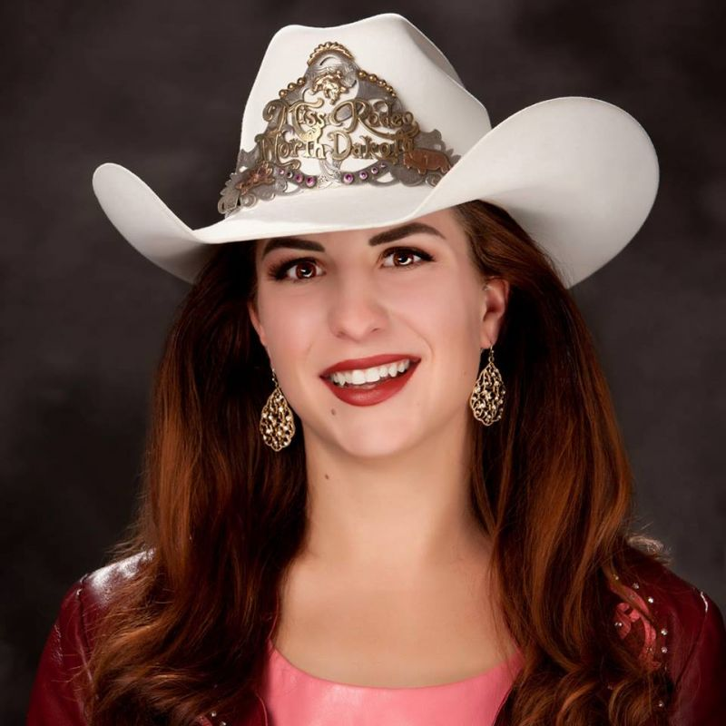 2019 Miss Rodeo North Dakota Kara Berntson